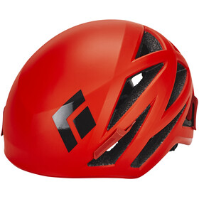 Black Diamond Vapor - Casco de bicicleta - rojo